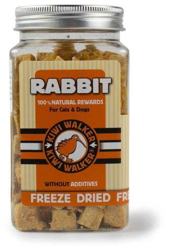 Snack de lapin lyophilisé 60 GR Kiwi Walker