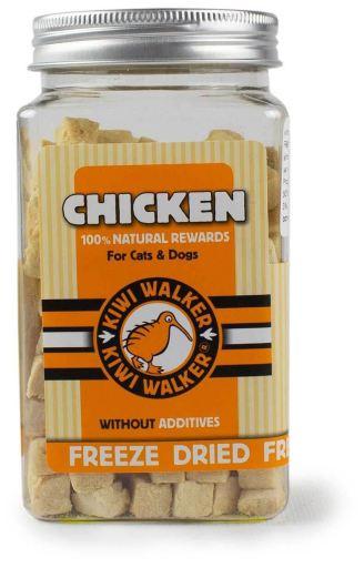 Snack de poulet lyophilisé 70 GR Kiwi Walker