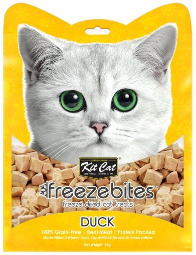 Bouchées glacées au canard 15 GR Kit Cat