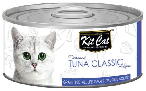 Thon classique 80 GR Kit Cat