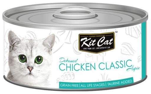 Poulet classique 80 GR Kit Cat