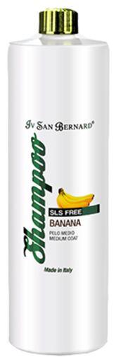 Shampoing Banane Sls Free 300 Ml 300 ml San Bernard