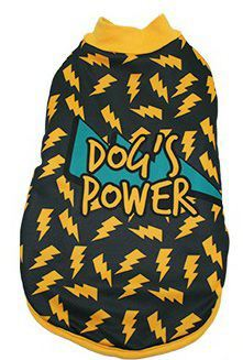 Chiens Power Coat Peluche Coat 20 cm MI&DOG