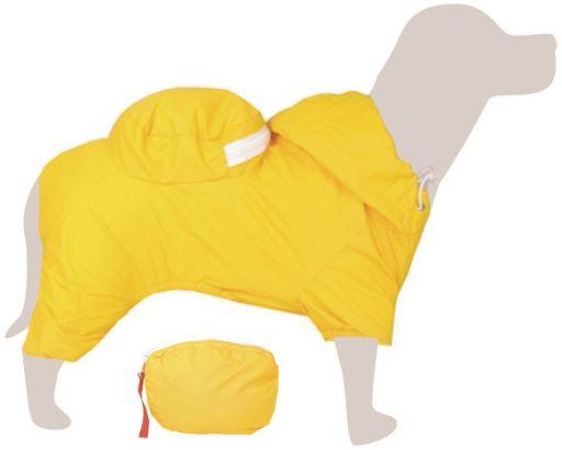 Mackintosh avec Pocket Yellow 25 cm Arquivet